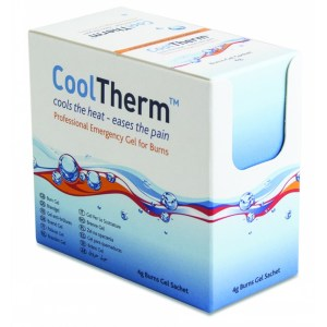 cooltherm gel sachet 4g box of 25