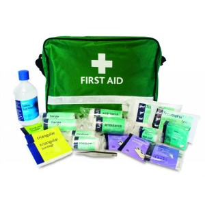 grab bag first aid kit - marseille bag
