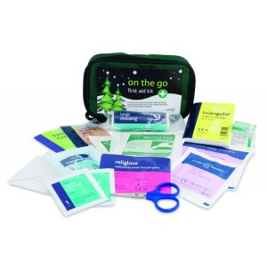 on the go small first aid kit