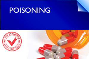 first aid tips - poisoning
