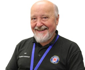 Meet the Trainer - Ian Ridland - First Aid Trainer