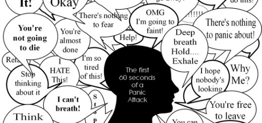 First aid for panic attacks and hyperventilation