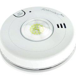 first alert hardwired led strobe light smoke alarm 7020bsl 1038335 first alert store [ 1000 x 1000 Pixel ]