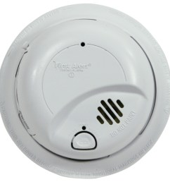 first alert 9120b 48b hardwired smoke alarm with battery backup contractor pack 48 pack first alert store [ 1000 x 1000 Pixel ]