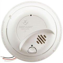 Kidde Smoke Alarm Wiring Diagram Club Car Tail Light First Alert 9120b Hardwired With Battery Backup Store