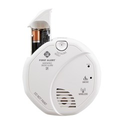 first alert wireless interconnect hardwired smoke alarm sa521cn 3st 1039830  [ 1000 x 1000 Pixel ]