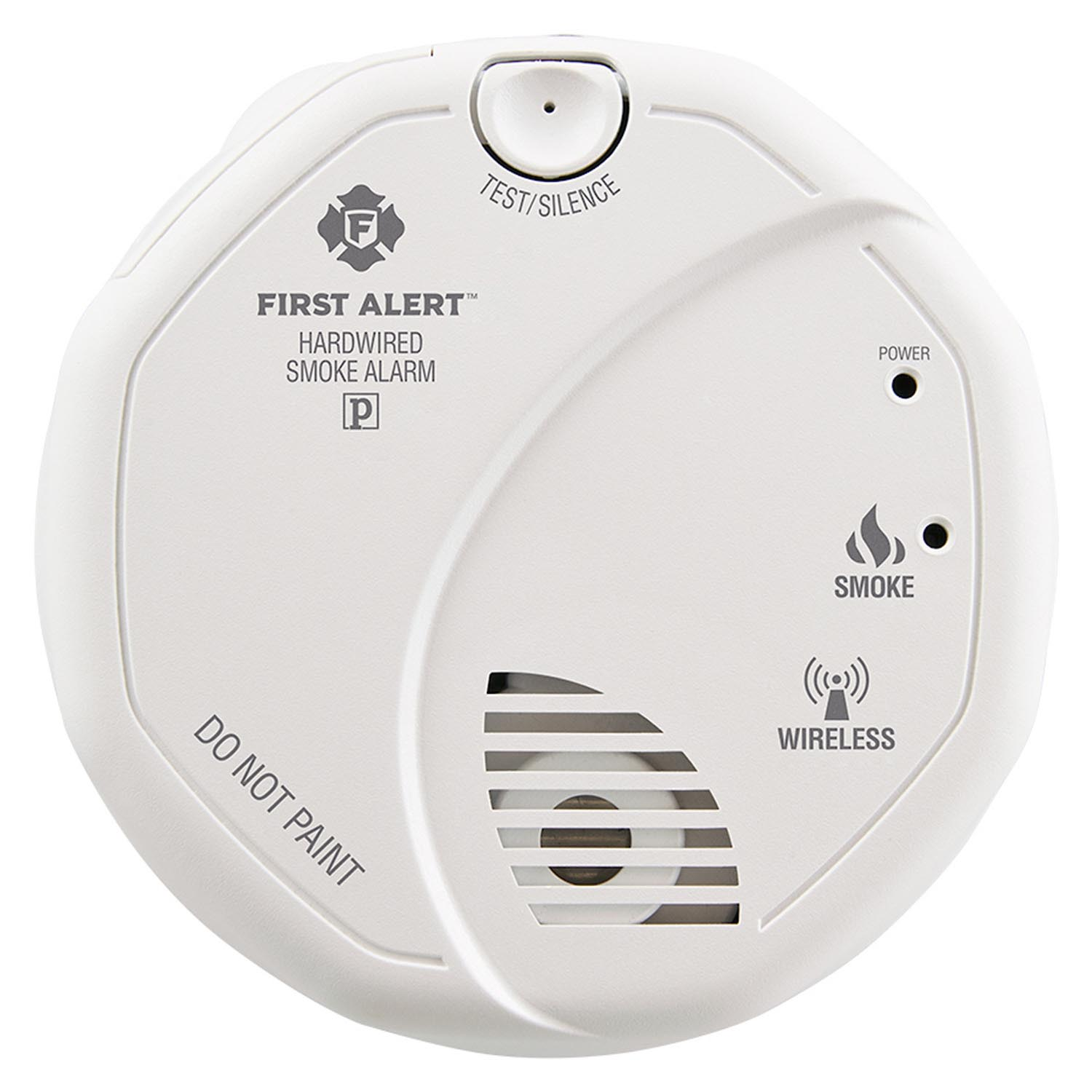 hight resolution of first alert wireless interconnect hardwired smoke alarm sa521cn 3st 1039830