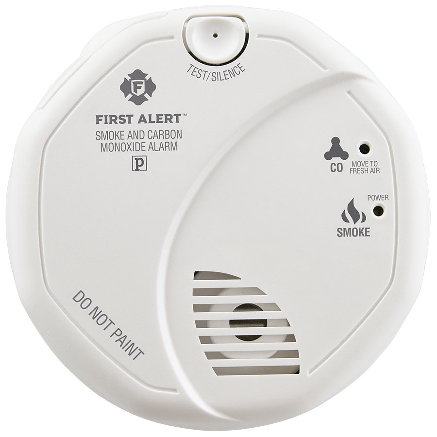 medium resolution of first alert sco5cn battery operated combination smoke and carbon monoxide alarm first alert store