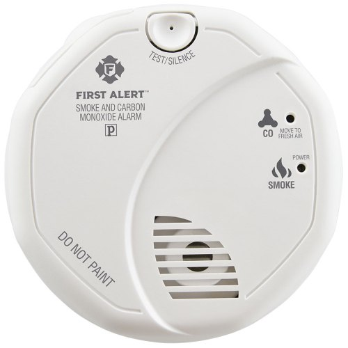 small resolution of first alert sco5cn battery operated combination smoke and carbon monoxide alarm first alert store