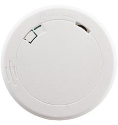 first alert pr700 slim design battery operated photoelectric smoke fire alarm first alert store [ 1000 x 1000 Pixel ]