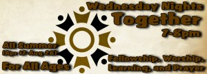 Wednesday Nights Together web