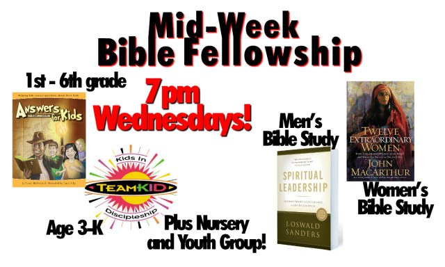 MidWeek Bible Fellowships