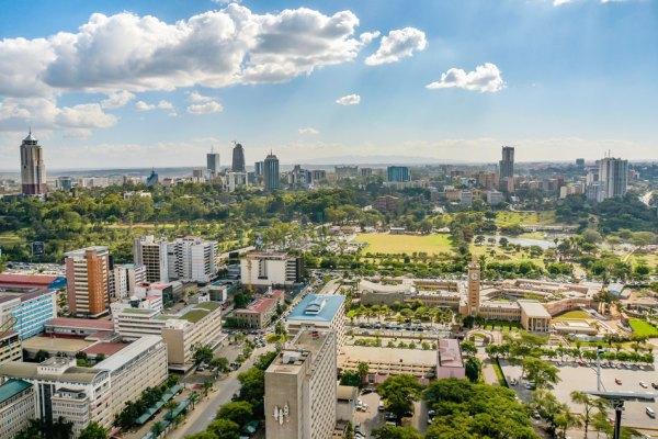 Kenya -city