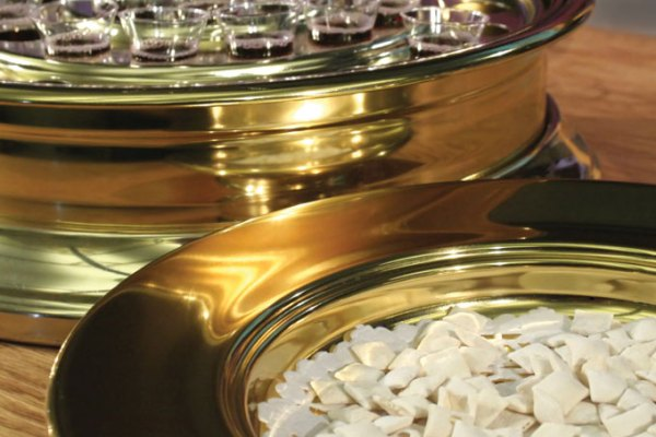 Communion Service – First Baptist Church