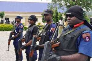 Nigerian Police Force Recruitment