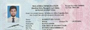 Malaysia Visa Application 2018