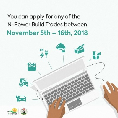 NPower Registration