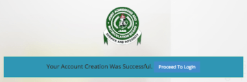 Create Jamb Profile 2019