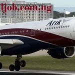 Arik Air recruitment 2019 – Apply for Vacant Arik Air Job Online Portal