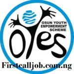 OYES Registration 2020 Form | Apply For Osun Youth Empowerment Scheme Here