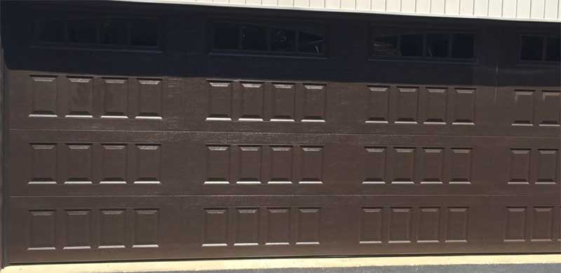 Johnston Garage Door After