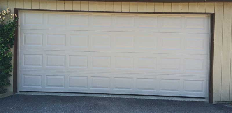Queenstown Garage Door After
