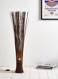 Large 100cm Natural Twigs Branch Twig Lights Floor Light ...