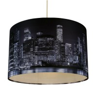 32cm Lamp Shade Ceiling Light Digital Printed Fabric New ...