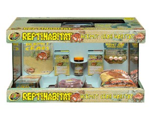 ReptiHabitat Hermit Crab Kit
