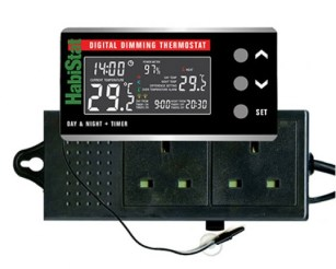 Habistat Digitale dimmer Thermostaat 2