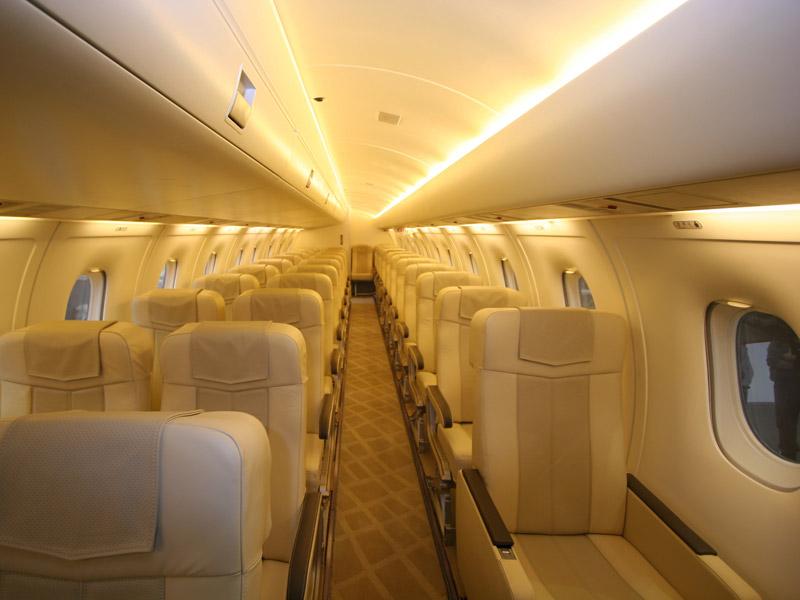 Regional aircraft - First Class Aviation