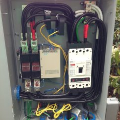 Transfer Switch Wiring Diagram 3 Gang Multiple Lights Installs-central Nj-westfield,union...