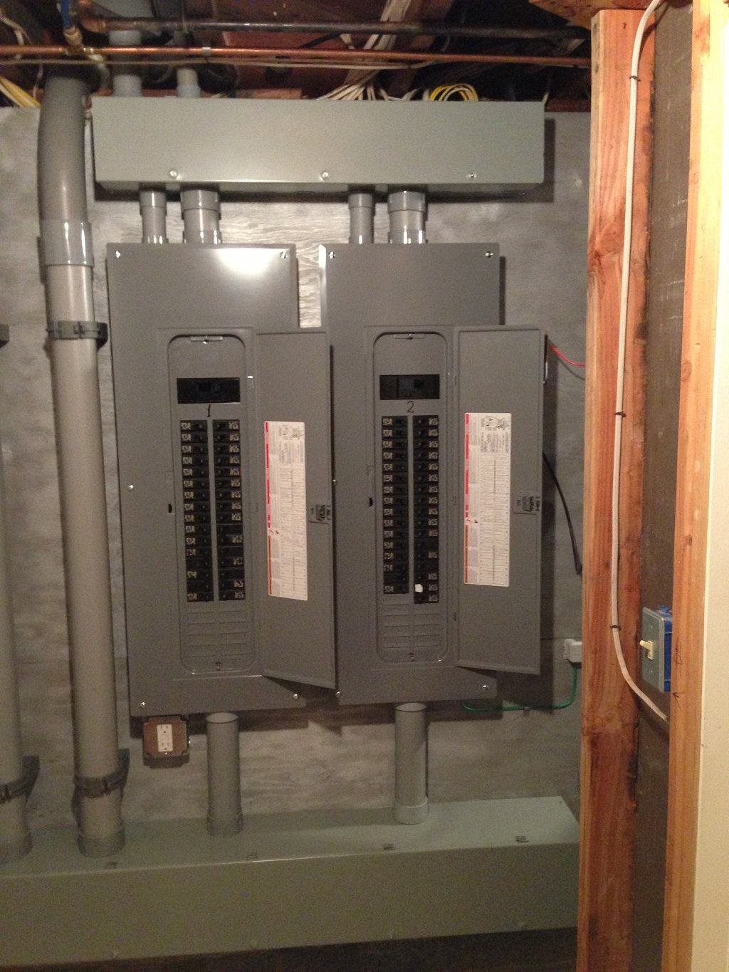 200 Amp Service Upgrade Nj New Jersey Electrician
