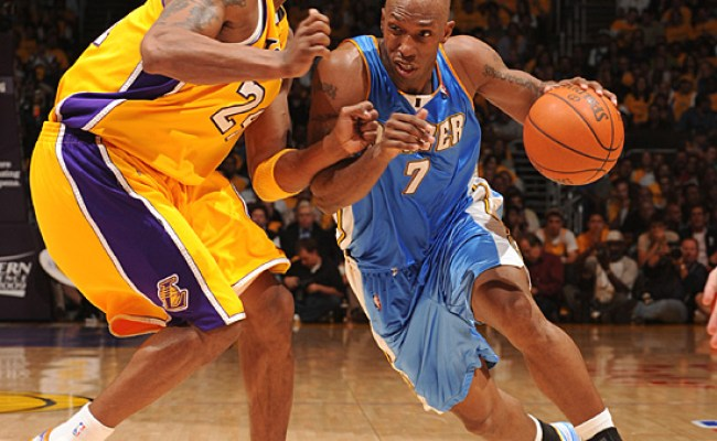 Nba Playoffs Lakers Vs Nuggets Game 5 First Class