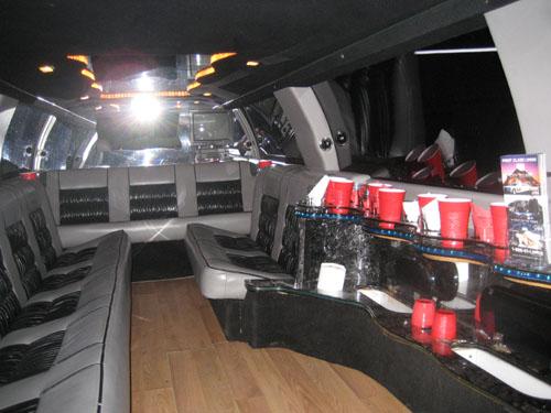 First Class Limos Lincoln Navigator Limo Navigator
