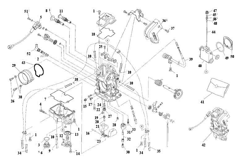 HUSQVARNA MOTORCYCLE SM 610 TE 610 IE FULL SERVICE REPAIR
