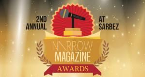 2nd Narrow Magazine Awards at Sarbez @ Planet! Sarbez! | St. Augustine | Florida | United States