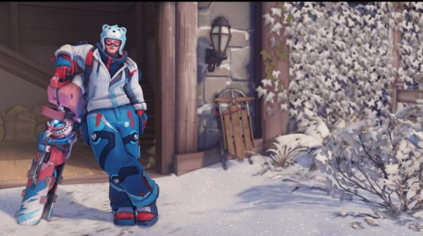 Overwatch Winter Wonderland 2018 Event Now Underway
