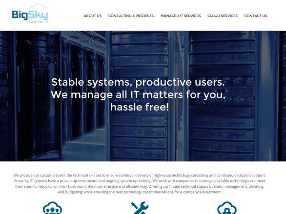 big-sky-consulting-screenshot