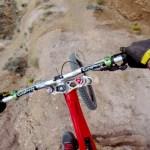 GoPro: Backflip Over 72ft Canyon