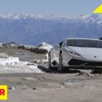 Lamborghini Huracan To Khardung La