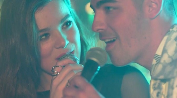 Hailee Steinfeld – Rock Bottom ft. DNCE
