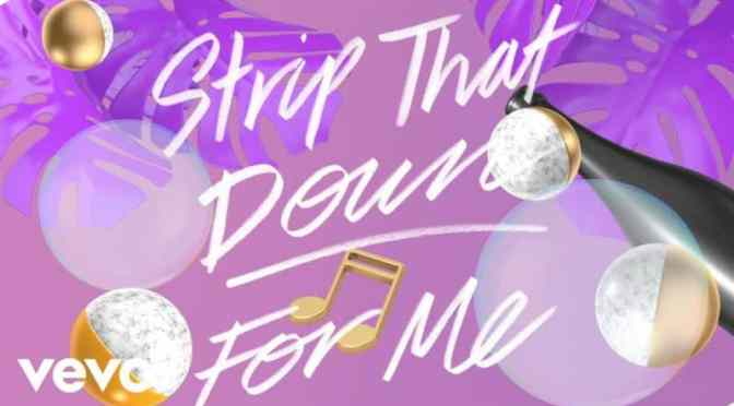 Liam Payne – Strip That Down feat Quavo