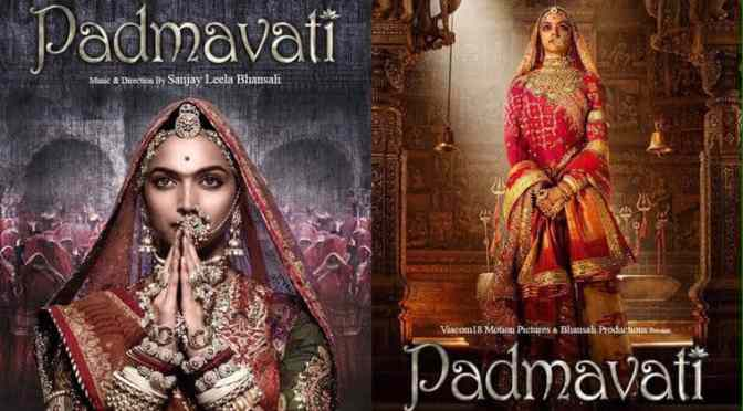 Padmavati Trailer is Out & Out Grande
