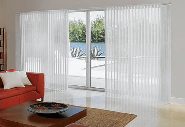Vertical Sheers Blinds  SINGAPORE CURTAINS AND BLINDS
