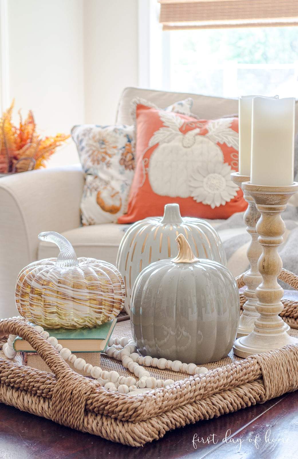 Easy Inexpensive Fall Decorating Ideas For Your Home