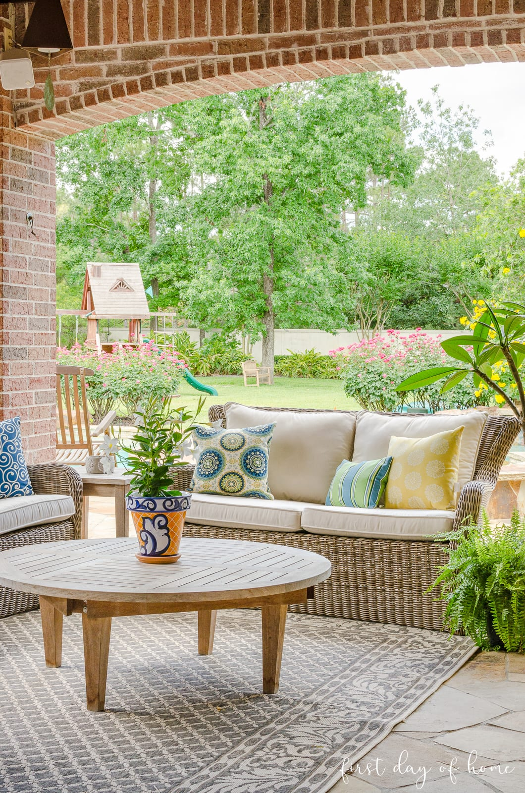 ideas for patio decor