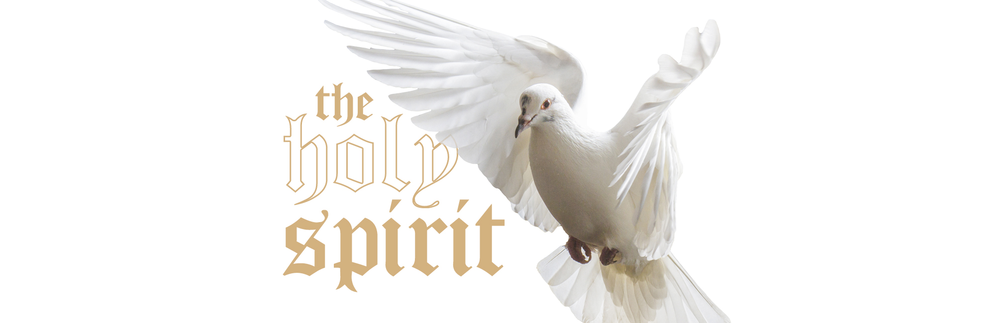 The Holy Spirit - Web - Message Header