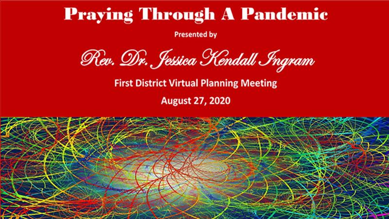 Praying Through A Pandemic