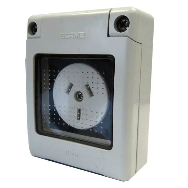 Scame Domestic Outlet Watertight
